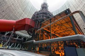 Reinigung von Kernkraftwerken
