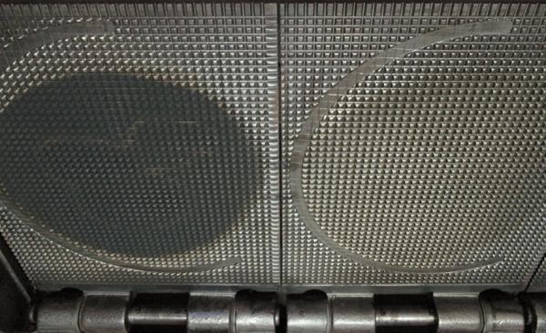 mycie form-waflarek-Cold Jet-suchym lodem