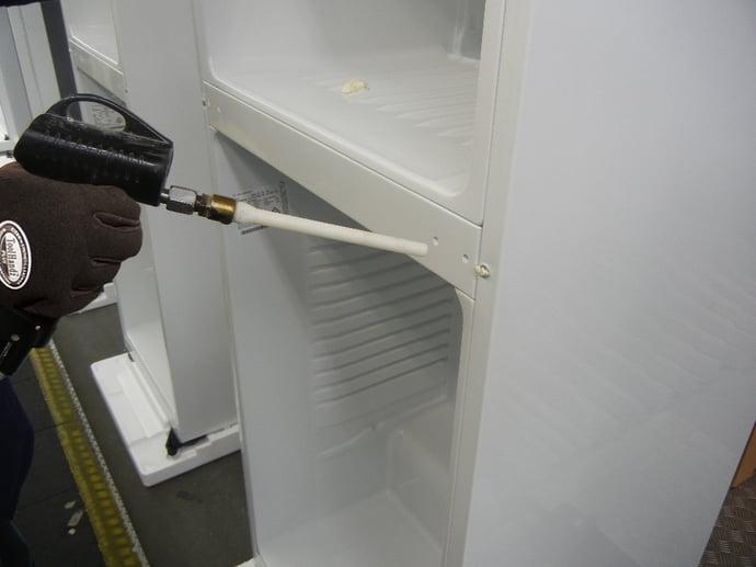 dry ice blasting surface prep