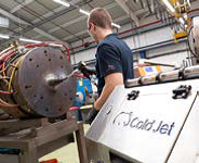 Packaging manufacturer experiences rapid ROI with dry ice blasting