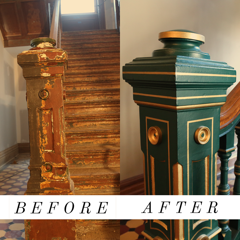 Dry Ice Blasting for Historical Restoration [Slideshow]