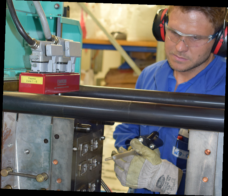 Spezialisierte Formenreinigung ergibt hohe Produktqualität und verbesserte Haltbarkeit
