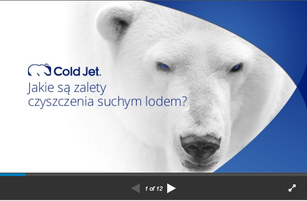 Jakie są zalety czyszczenia suchym lodem?