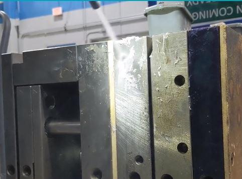 Flüssigsilikonkautschuk-Formen