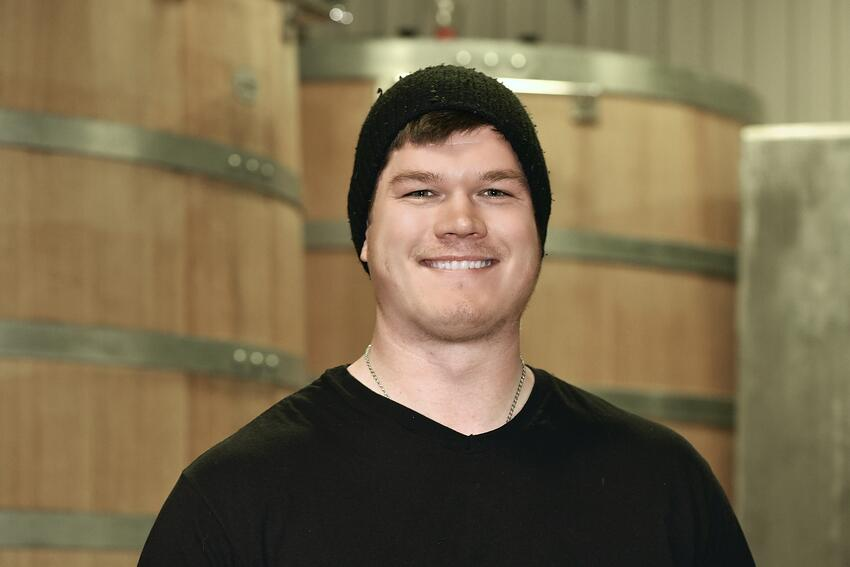 Faces of Harvest Season 2018: Meet Our Cellar Master