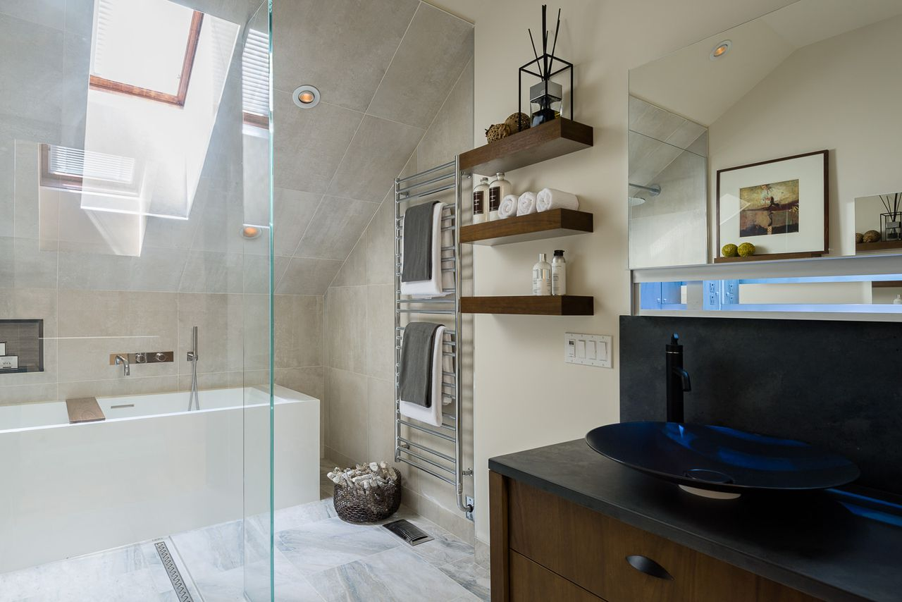 Bathroom Makeover The Wet Room