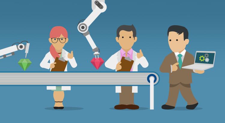 Automatización: un paso más hacia la transformación digital