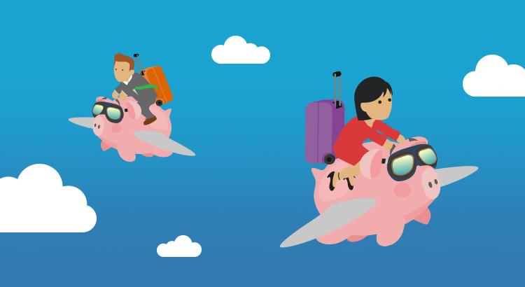 ¿Cómo tu empresa puede reducir gastos en los viajes de negocios?