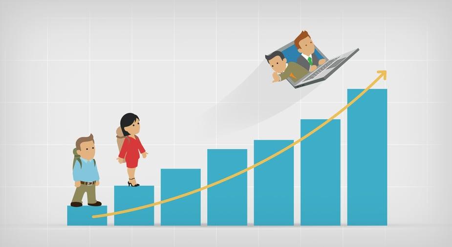Digitalización: agilizará casi 50% de las tareas del sector financiero