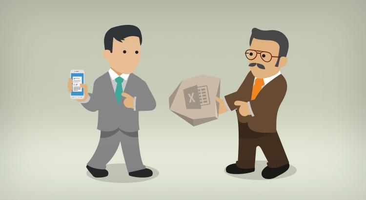 Empresas líderes dejan atrás Excel y se digitalizan