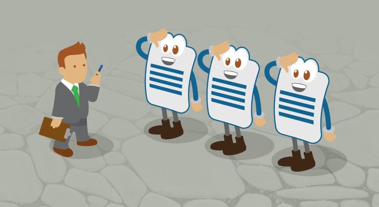 3 consejos para mantener en orden los documentos de gastos de tu negocio