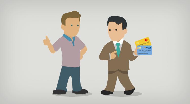 ¡Ahora podrías respaldar los comprobantes con una foto digitalizada de tarjetas de débito y crédito!