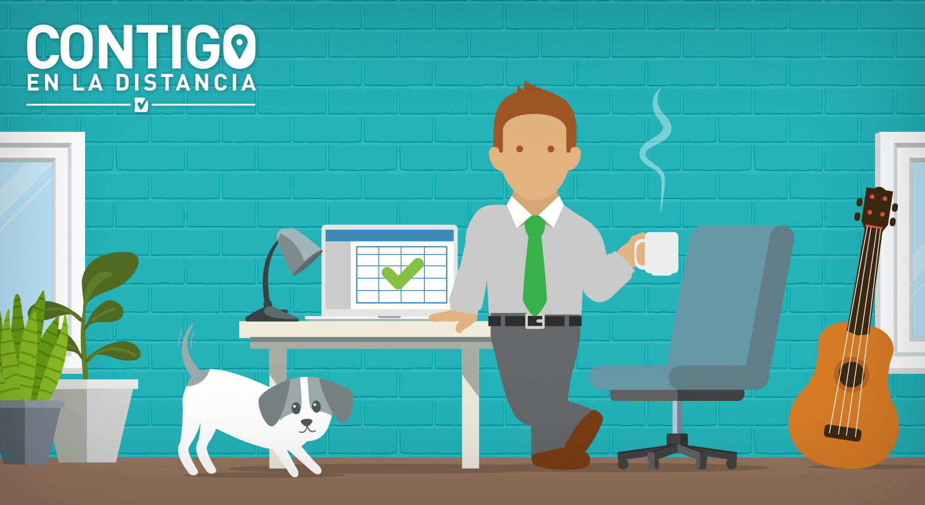 Teletrabajo: 3 pasos prácticos para implementarlo en tu empresa