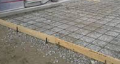 Vapor barrier for concrete
