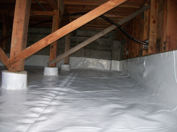 Global Plastic Crawlspace 1800