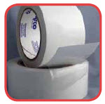 GPS Greenhouse clear tape