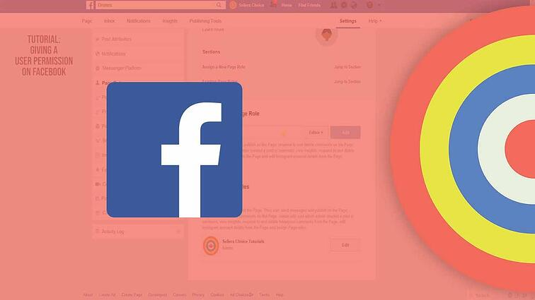 How to Assign User Permission on Facebook