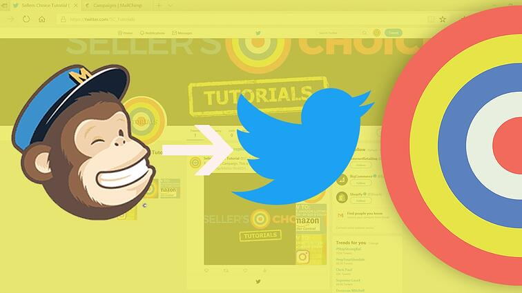 How to Integrate Twitter With MailChimp