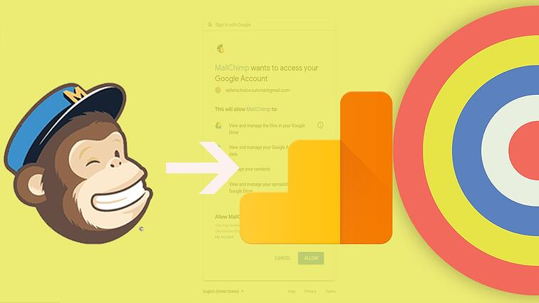 How to Integrate MailChimp and Google Analytics