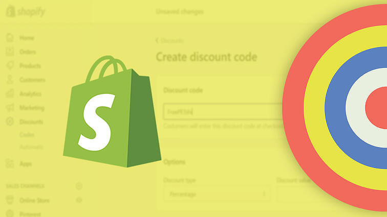 How to Create a Free Shipping Code on Shopify