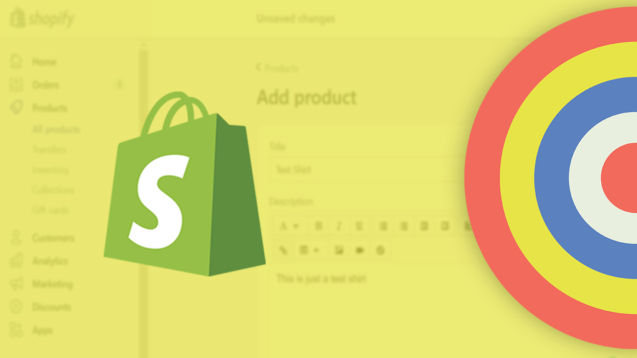 How to Add a Product on Shopify