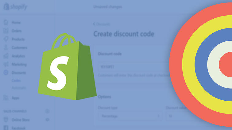 How to Create a Percentage Discount Coupon on Shopify