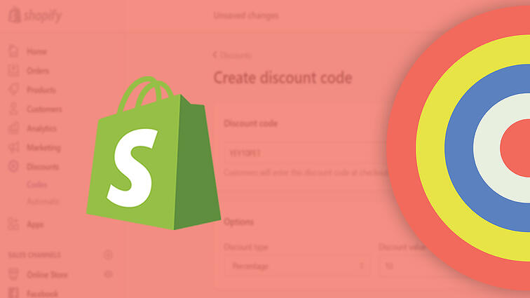 How to Create a fixed value coupon on Shopify