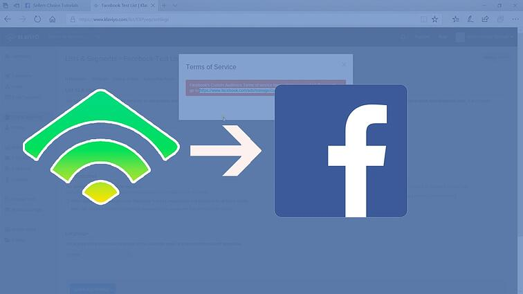 How to Integrate Klaviyo With Your Facebook Personal Ad Account
