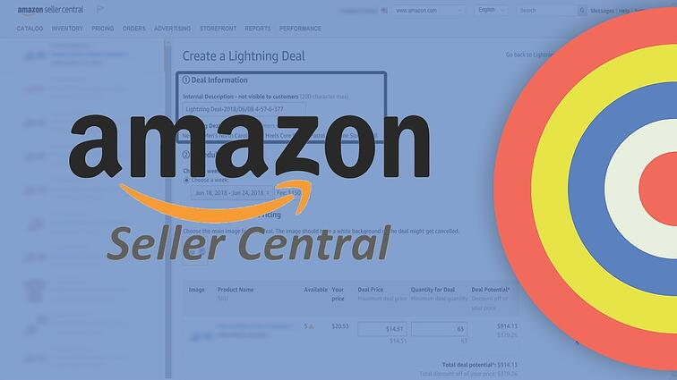 How to Setup a Lightning Deal on Amazon Seller Central