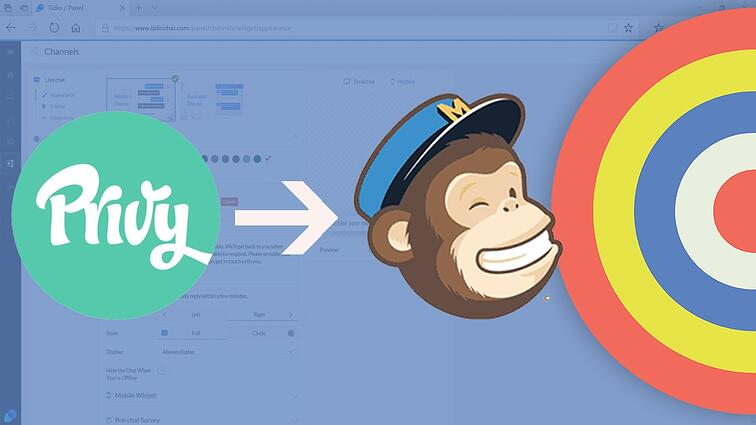 How to Sync Your Privy Pop Up Campaign and MailChimp