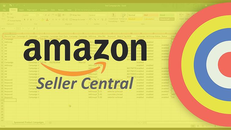 How to Bulk Import Ad Campaigns on Amazon Marketing Services