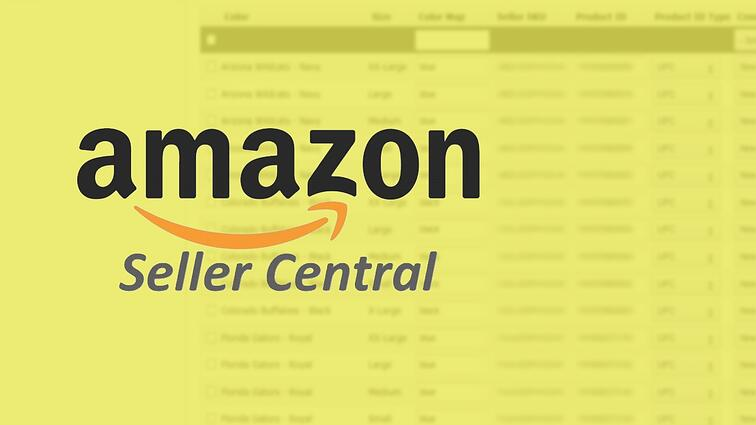 How to Modify a Listing With Variations in Amazon Seller Central