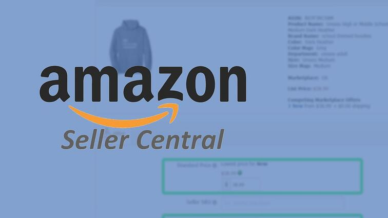 How To Add a Product and Match a Listing on Amazon Seller Central