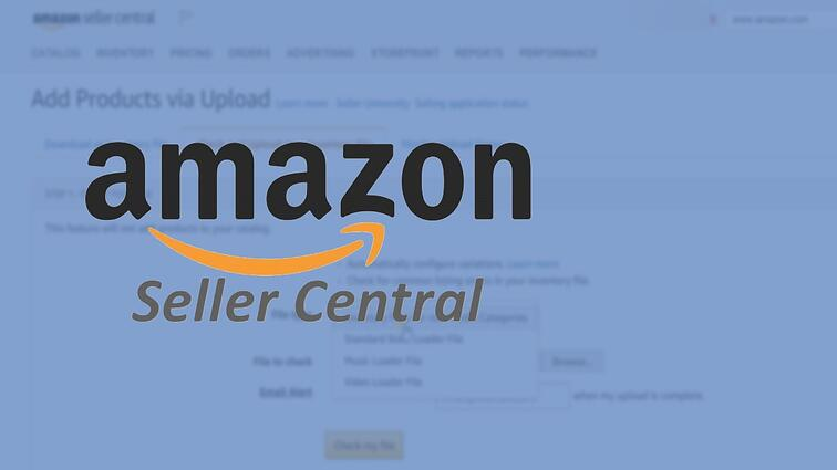 How to Check Your Inventory File Template on Amazon Seller Central