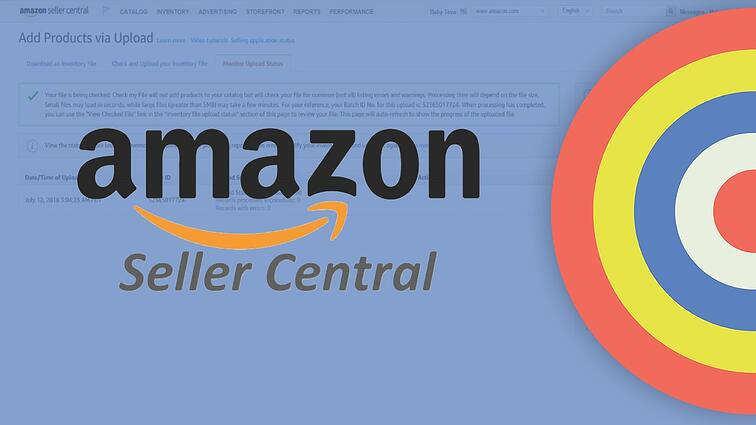 How to Save and Upload a Template on Amazon Seller Central