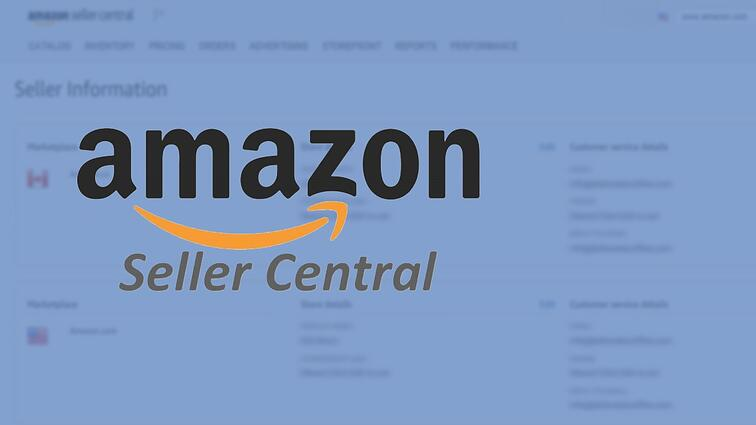 How to Update Your Seller Account Info. on Amazon Seller Central
