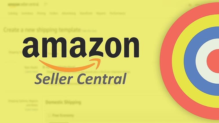 How to Create a New Shipping Template on Amazon Seller Central