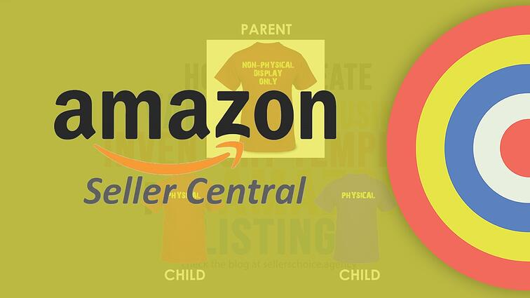 How to Create Amazon Listing Variations Using Inventory Templates