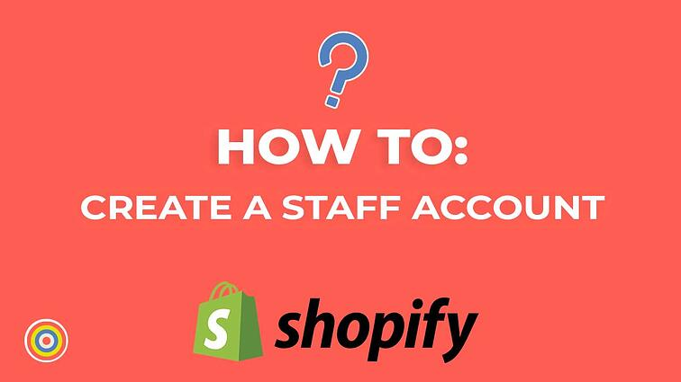 How to Add a Staff Account on Shopify