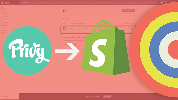 How to Install a Privy Pop Up on Shopify