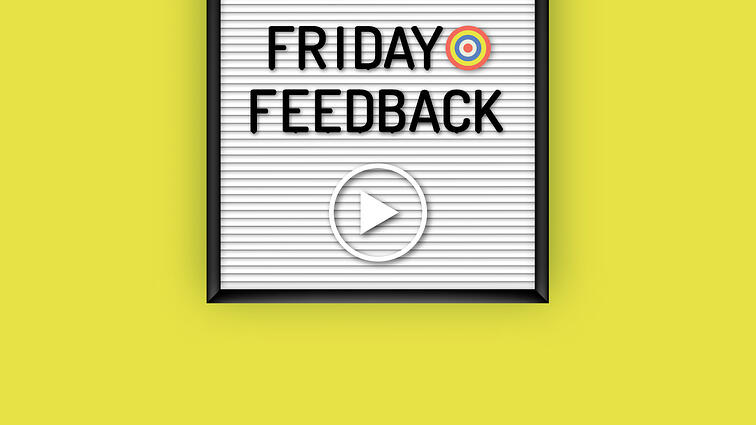 Feedback Friday: Shogun Talks the Importance of Landing Pages