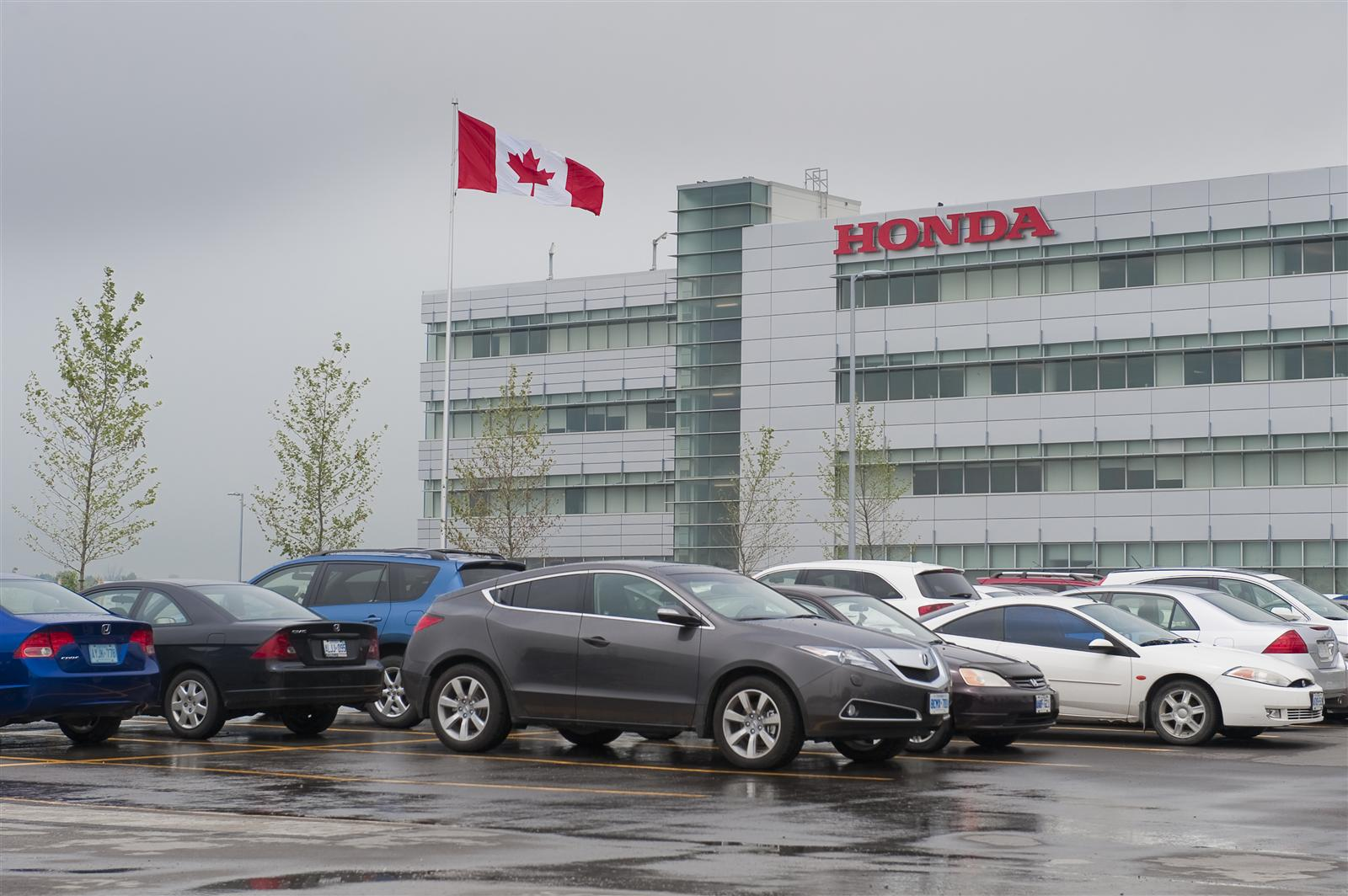 A Record Setting 2017 For Honda Canada Henley