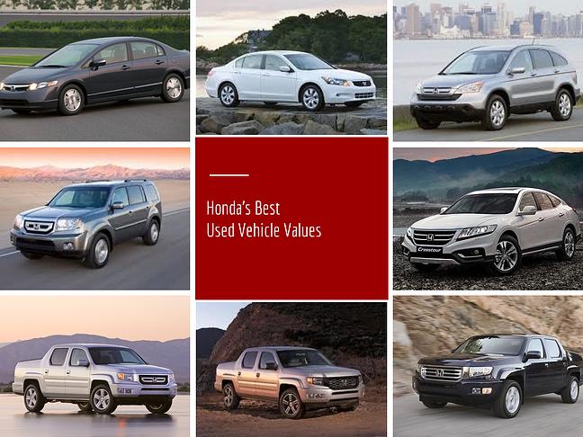 Henley Honda New Car Inventory