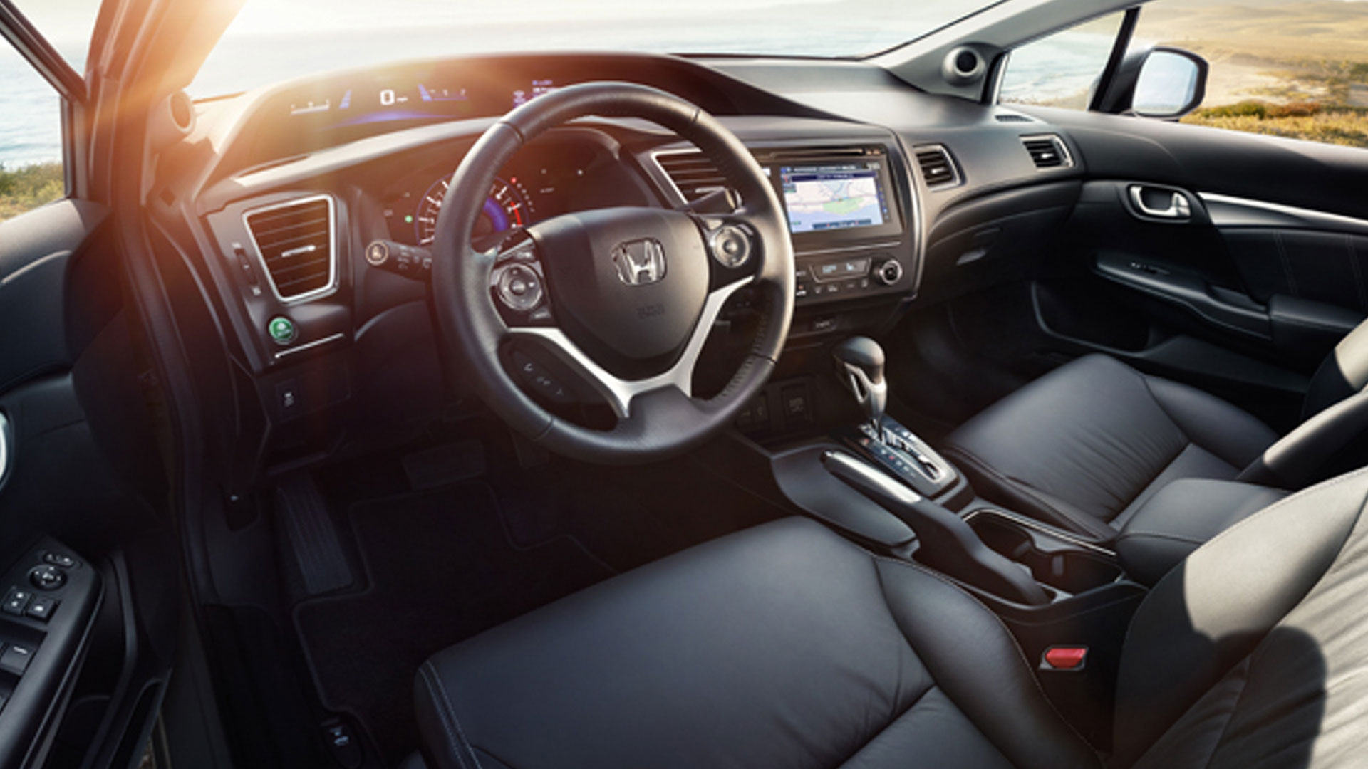 2014-Honda-Civic-Interior-and-seat