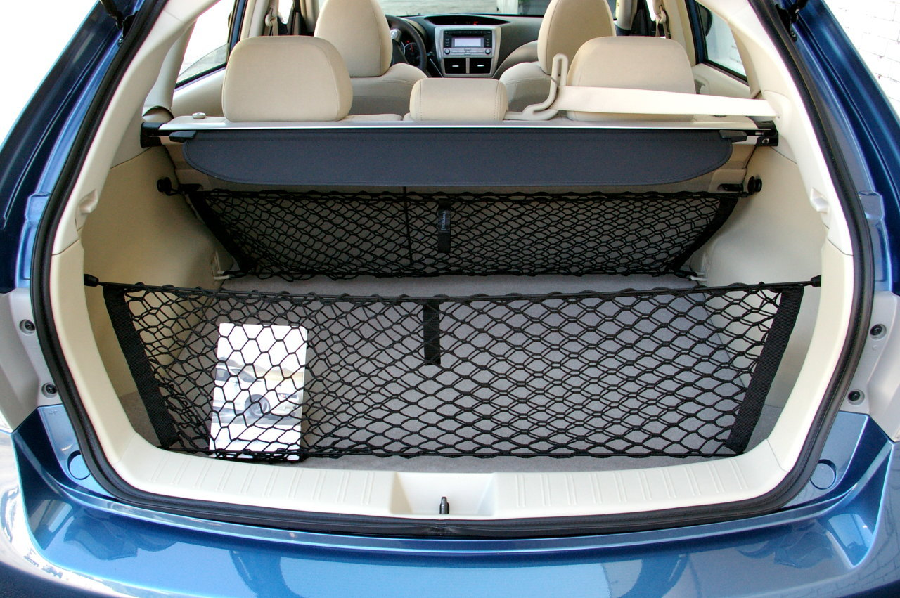 ORGANIZE YOUR SUBARU WITH THESE MUST HAVES