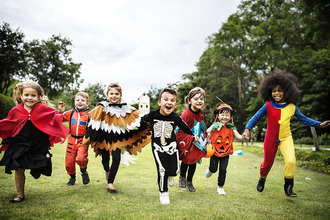 Halloween and Sustainability: Are They Mutually Exclusive?