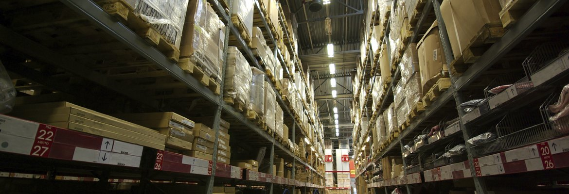 Work with vendors to improve supply chain visibility