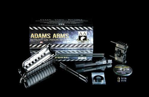Adams Arms - Magazine cover