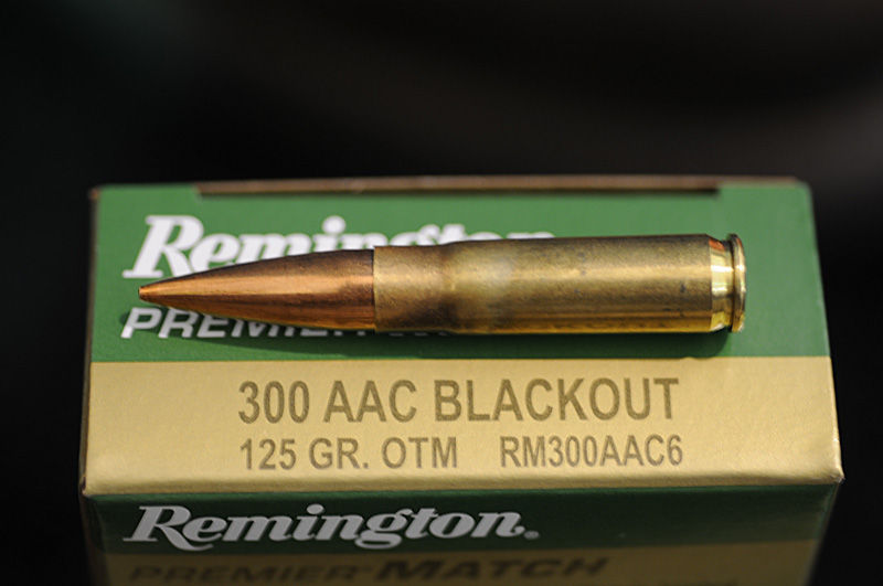 The 300 aac blackout