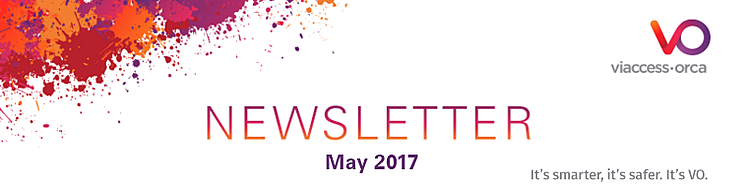 Newsletter Banner Image - May 2017